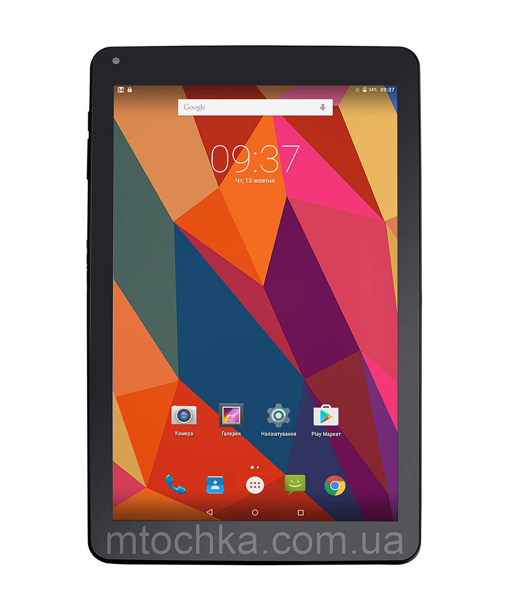 Планшет Sigma mobile X-Style Tab A104 black (официальная гарантия)