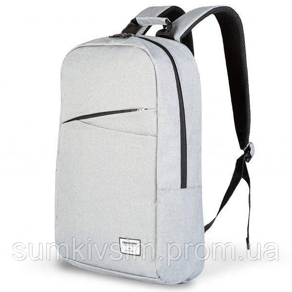 "Рюкзак для ноутбука 15.6"" KINGSLONG с.серый"