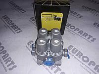 42078368 42530051 AE4170 1506418 0670766 Кран клапан разгрузочный четырехконтурный IVECO DAF Ивеко Даф, фото 1