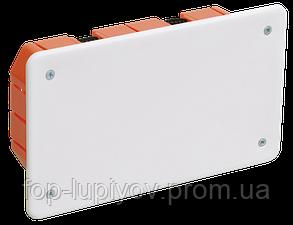 Коробка КМ41026 распаячная 172х96x45мм для полых стен, ІЕК