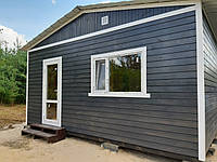 Дачный дом 6м х 6м - много вариантов!