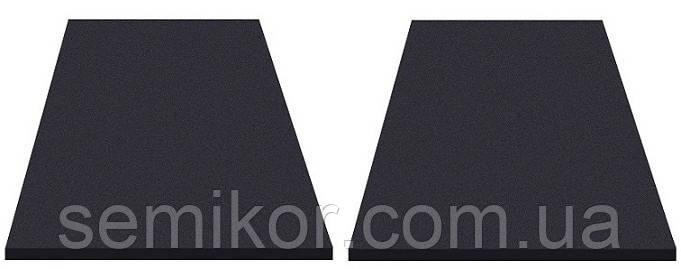 Резиновый мат 1200х1800х25 мм для конюшен, коровников, свинарников