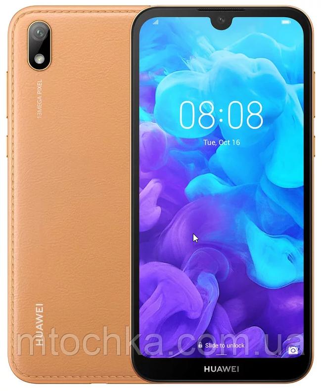 Телефон Huawei Y5 2019 2/16GB Amber Brown