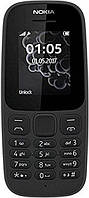 Мобильный телефон Nokia 105 Dual Sim 2019 Black (официальная гарантия)