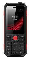 Телефон Ergo F248 Defender Black, фото 1