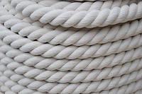 Канат капроновый 3-х прядный  д.18м, фото 1