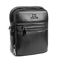 Мужская сумка планшет кожаная BRETTON 17*21*7, фото 1