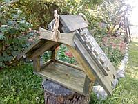"""Кормушка для птиц и белок """"Осень"""", фото 1"""