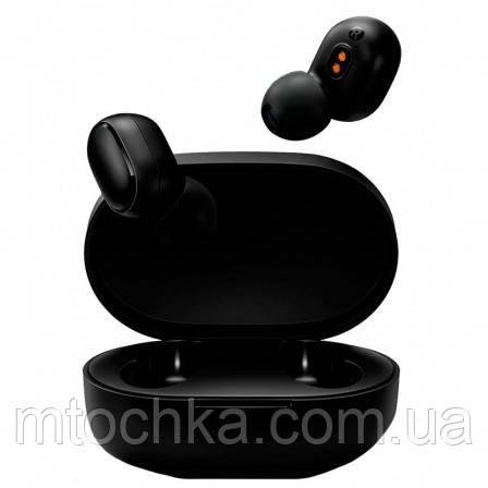 Беспроводные навушники Xiaomi Mi Earbuds basic black ZBW4480GL