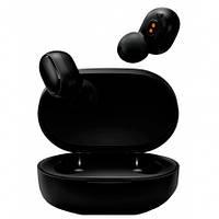 Buetooth навушники Xiaomi Mi Earbuds basic black ZBW4480GL, фото 1