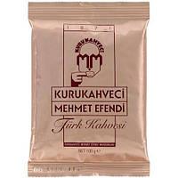 Кофе   Kurukahveci mehmet efendi , 100г Турция, фото 1