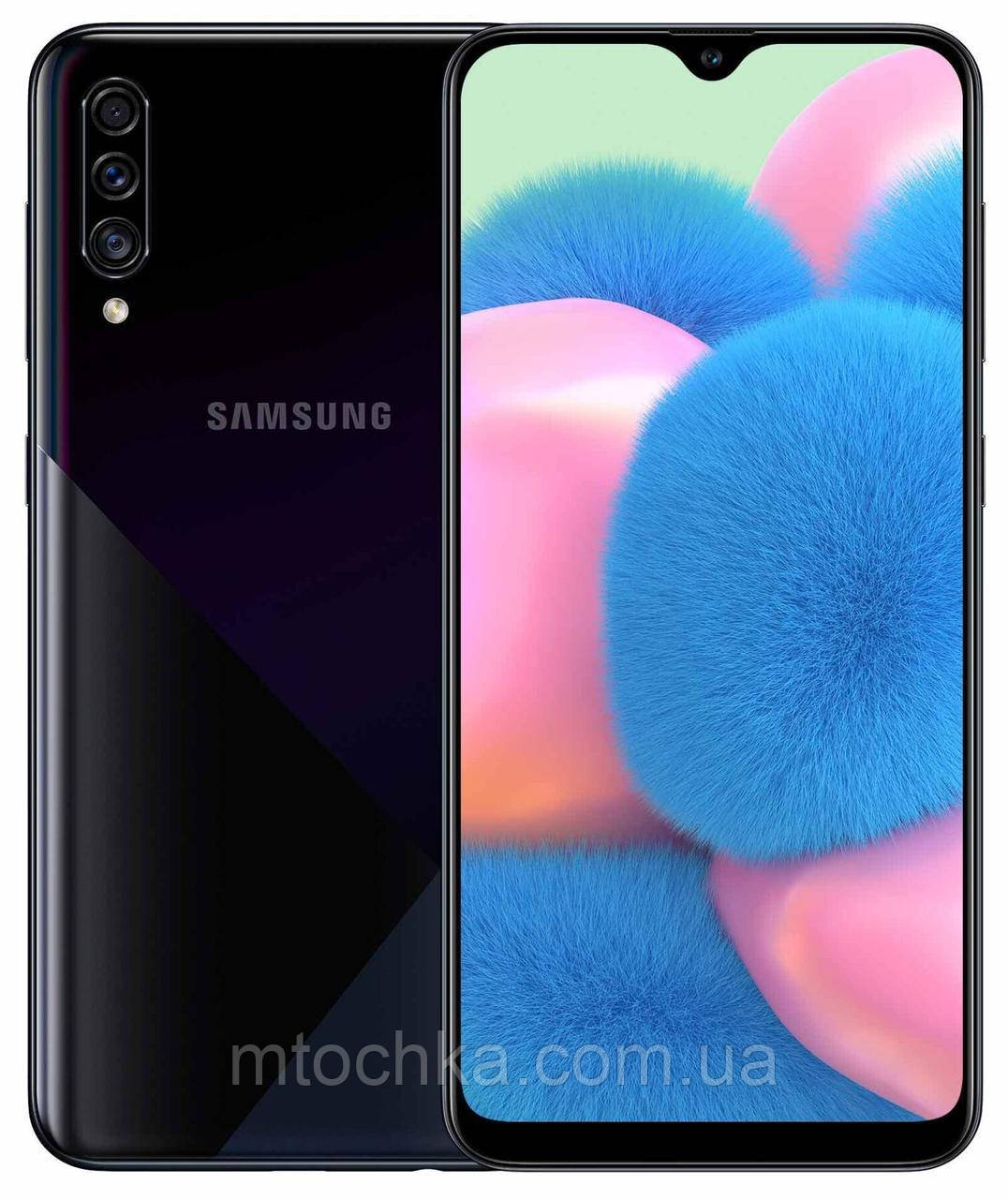 Телефон Samsung SM-A307F Galaxy A30S 2019 3/32GB Duos black