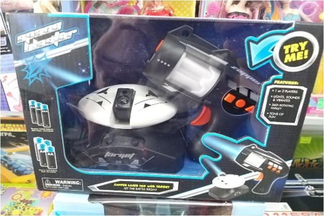 Детский игровой набор Космическая битва, Space battle + подарок, фото 2