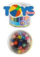 Детские восковые мелки, 24 цвета, 0784