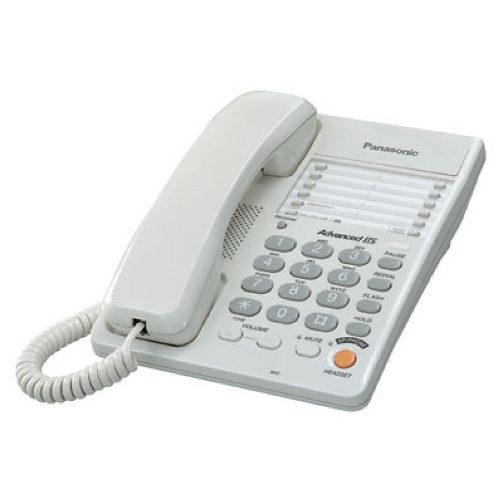Телефон KX-TS2363 PANASONIC (KX-TS2363UAW)