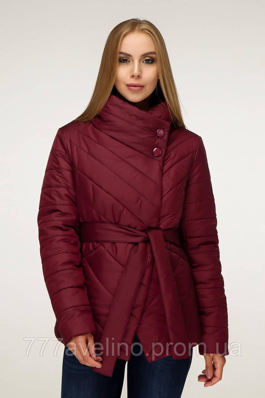 Куртка демисезонная женская  модная
