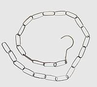 Цепь торговая металлическая д 1.5 мм