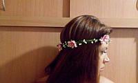 """Веночек боковой для волос """"Весенний"""", фото 1"""