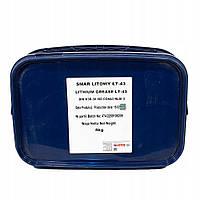 Смазка литиевая Lotos LITHIUM GREASE LT43 4кг