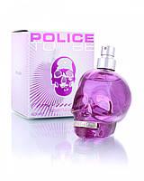 ✅ Женская парфюмированная вода Police To Be Woman 125 ml (Полис Ту Би Вумэн) ✅