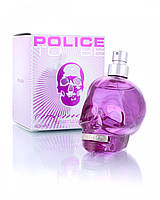 Женская парфюмированная вода Police To Be Woman 125 ml (Полис Ту Би Вумэн)