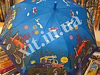 Детский зонт трость внедорожник - 3