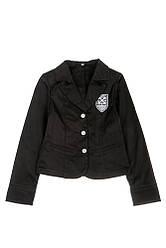 Пиджак женский 120P248 junior (Черный)