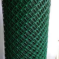 Забор садовый.Сетка пластиковая.Ячейка 25×25мм.1.25×20м.