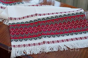 Рушник свадебный Оранта короткая | Рушник весільний Оранта коротка 0,70м*0,34