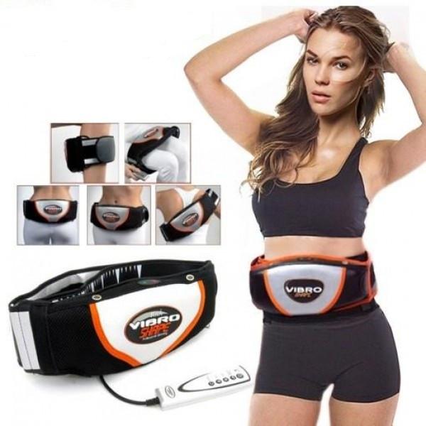Пояс-массажер для похудения Vibro Shape