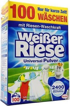 Weiber Riese стиральный порошок универсальный (100 стирок) Германия