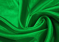 Атлас  зелёный, фото 1