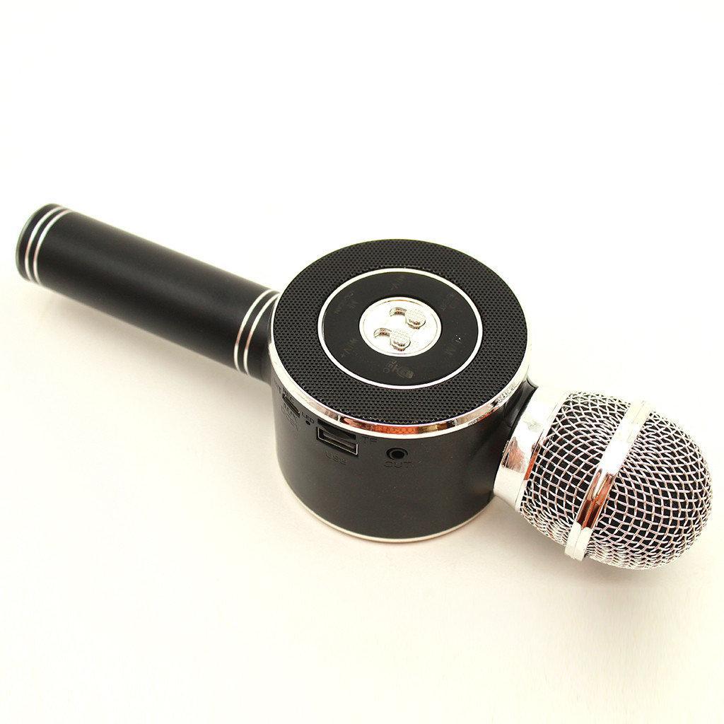 Микрофон-караоке беспроводной WSTER WS-668