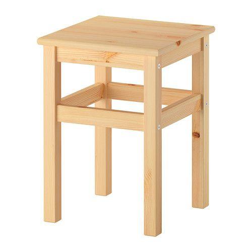 """IKEA """"ОДВАР"""" Табурет, сосна"""