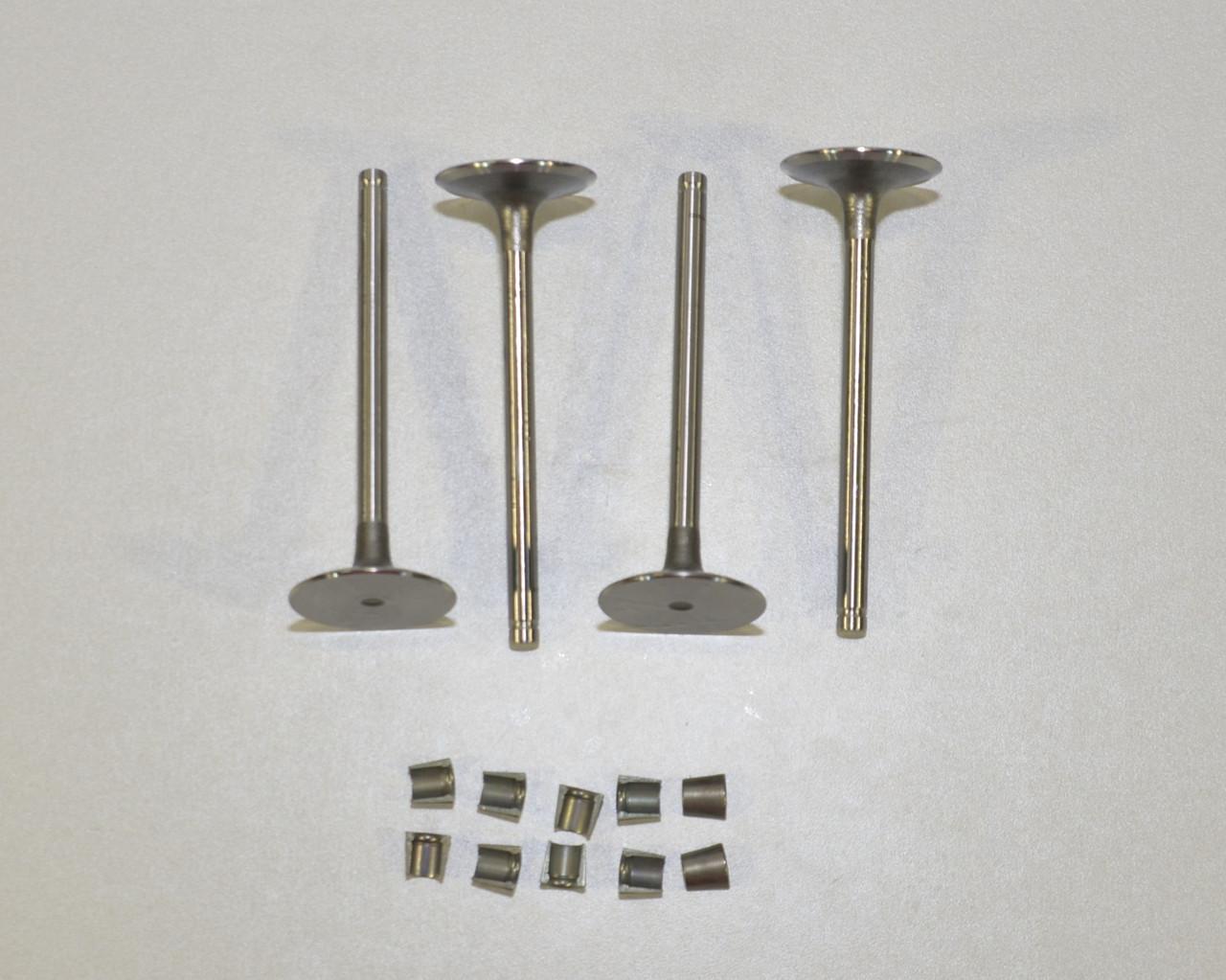 Впускной клапан (комплект) на Renault Lodgy 2012-> 1.6 — Renault (Оригинал) - 7701475894
