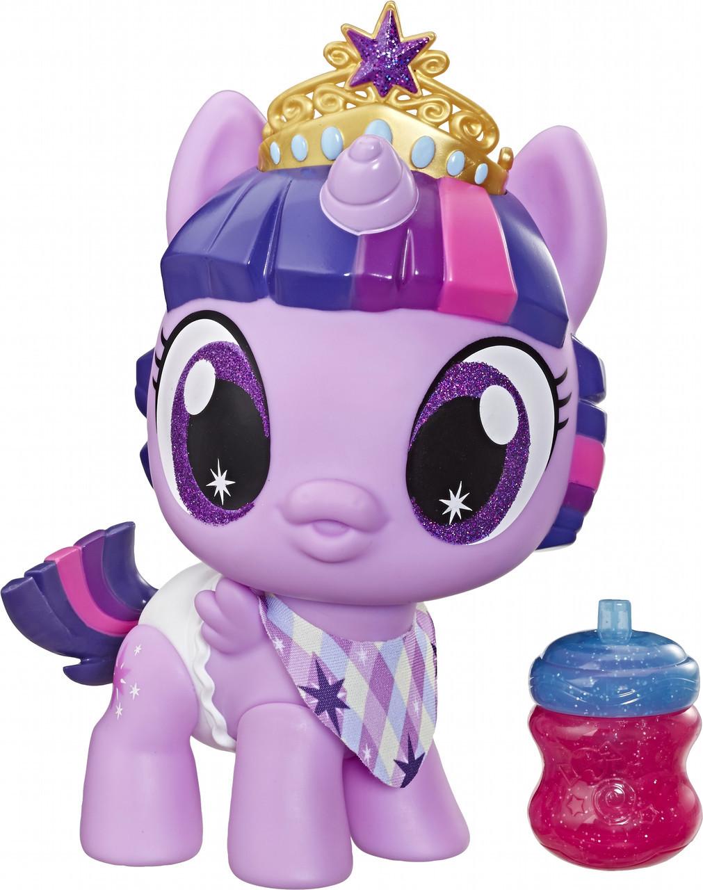 Інтерактивна іграшка Hasbro My Little Pony Поні малятко Твайлайт Спаркл (E5107-E6551)