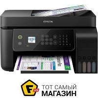 Мфу стационарный L5190 Wi-Fi (C11CG85405) a4 (21 x 29.7 см) для малого офиса - струйная печать (цветная)
