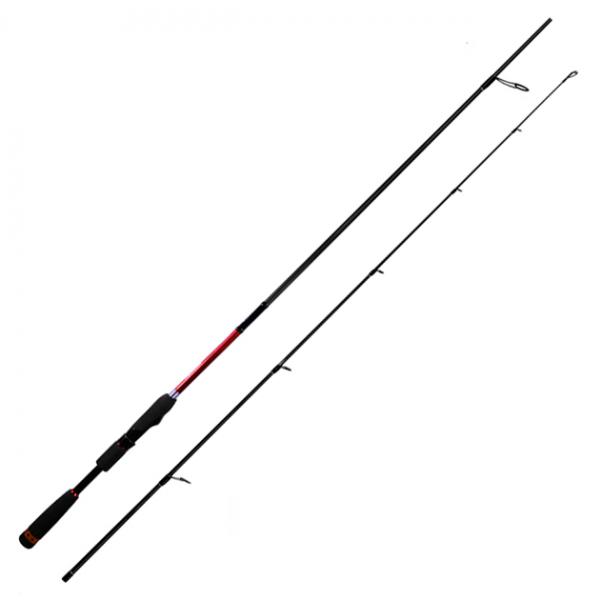 Отличный спиннинг ZEMEX SPIDER Z-10 732H 2,21m 8-42g для ловли крупной щуки и судака