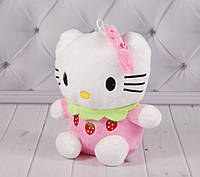 "Мягкая игрушка котенок Китти, Хелло Китти, ""Hello Kitty"", 23 см., фото 1"