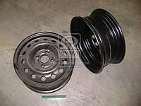 Диск колесный стальной 14х5,5 4x100 ET49 DIA56,56 DAEWOO Lanos (КрКЗ) (17.3101015.27)