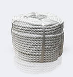 Канат капроновый 3-х прядный  д.16мм РН-4400 кг, фото 9