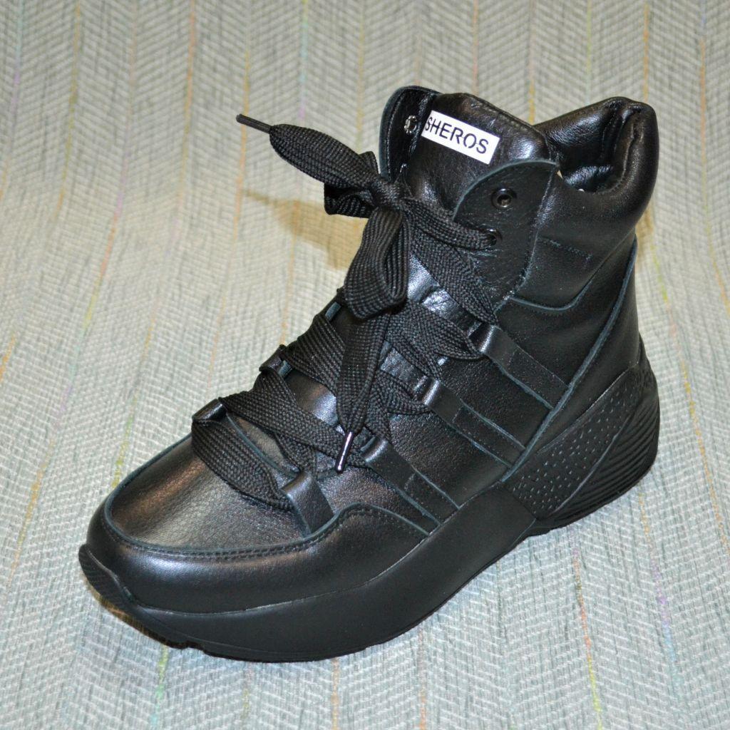 Зимние женские ботинки-кроссы, Masheros размер 36 37 39 40