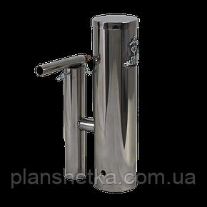 Дымогенератор 2,5 л для копчения нержавейка разборная конструкция «ДК», фото 2