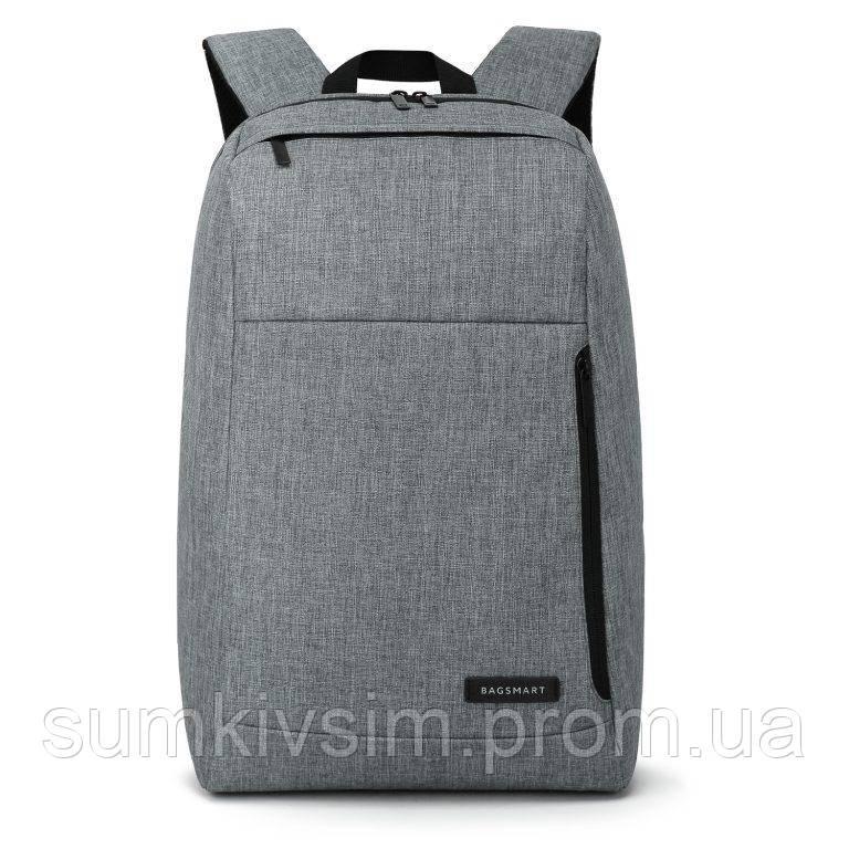 Рюкзак для ноутбука Glendale  городской серый