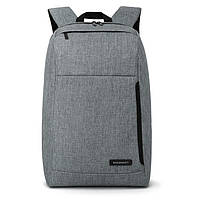 Рюкзак для ноутбука Glendale  городской серый, фото 1