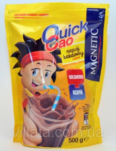 Какао напиток для детей Quick Cao 500gr