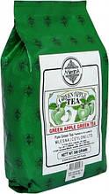 GREEN APPLE GREEN TEA Зеленый чай Зеленое Яблоко