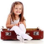 Чем занять ребенка в путешествии?