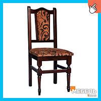 """Деревянный стул TokarMebel """"Простой"""". Стулья для кафе, бара, ресторана"""