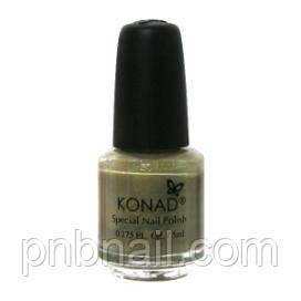 Лак для стемпинга Konad Gray Pearl (5ml)